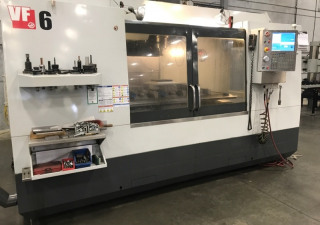 HAAS VF6/50 3-Axis CNC Vertical Machining Center