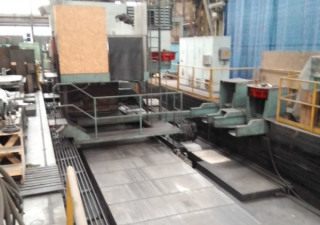 Cnc Horizontal Boring Machine Weaq 160, Skoda