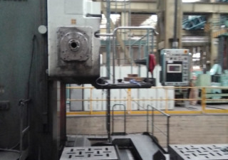 Horizontal Boring Machine W 200 Hc, Skoda