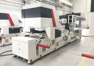 NEW Milacron Elektron EVO 350 - All Electric Injection Molding Machine