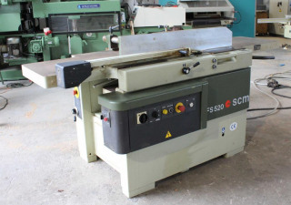 Combined Planner Surface Thickness Scm Fs 520