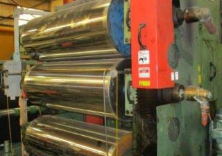 60″ Wide Davis Standard Sheet Extrusion Line, Mdl. Exemplar