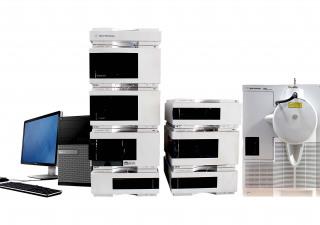 Agilent 1200 Preparative 6110 LCMS System