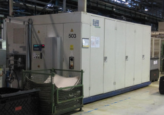 Duerr Ecoclean 36W-SFI - Unité de lavage industrielle - Continue
