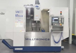 Used Cnc Vertical Machining Center | 2011 Milltronics Vm22Il