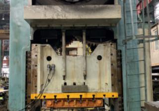 LDO 800 A crank trimming press