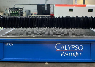 5' X 10' Calypso Waterjet System