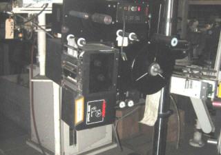 Étiqueteuse, sensible à la pression, Willett, 2600, Labeljet