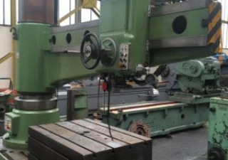Smtcl Radial Arm Drill Model Z 3080 X 25