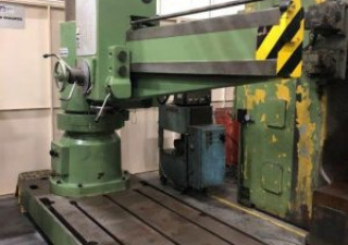 "Soraluce Model S4 – 7'6"" Radial Arm Drill"