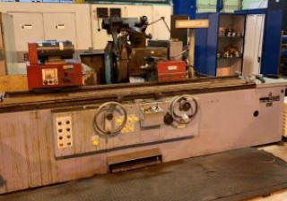 Tos Bhu 32 A Cylindrical Grinder 1750Mm