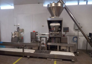 5-50 Kg Bags Powder Packaging Machine Roctec Technology Type Htp-F50W