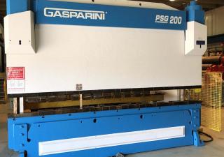 200 Ton X 13' Gasparini