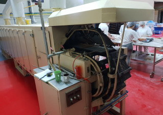 Neapolitan Wafer Full Production Line Wafer Cake Production Line