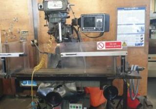Xyz Pro 3000 Cnc Turret Mill