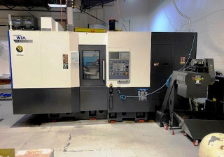 Hyundai Wia Hs 4000I Cnc Horizontal Machining Center