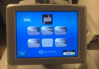 2017 Sciton Joule 7 with Halo 1470nm & 2940nm, BBL & Cryo 6