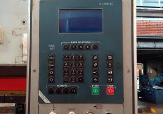 Presse plieuse axiale PPH-5212 cnc / nc