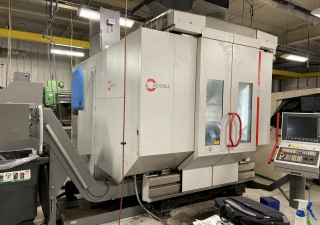 Hermle C-42U-Mt Cnc 5-Axis Vertical Machining