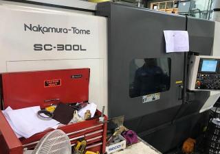 Nakamura Tome Sc-300Ly