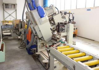 DELLE VEDOVE LPC4+SPK4 Sanding machine