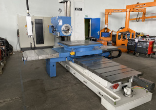 UNION BFT 90/3 MSC Table Type Boring and Milling Machine (Retrofit 2009)