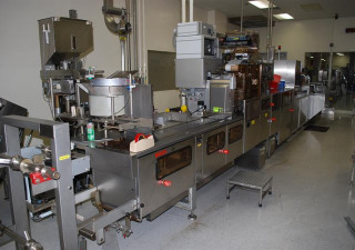 Bosch Blister Packaging Line