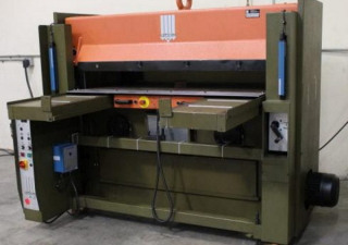 Used Atom S 677/1 70 Ton Full Head Die Cutting Press With Manual Sliding Table, 70 Ton