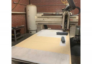 Used Cnc Router Thermwood C53, 5′ X 10′ Table, New In 2000, Upgraded 2008