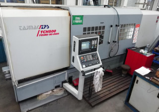CNC lathe ZPS Tajmac TCH500P80-2500