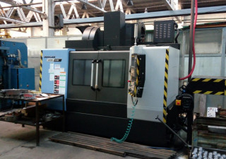CNC Machining centre (Vertical) DOOSAN DNM 5700