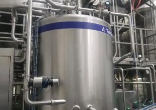 Tetra Pak High Shear Mixer System R300-2500V