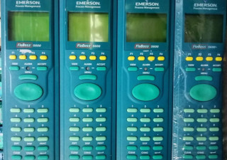 Floboss S600+ Flow Computer Emerson