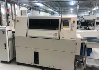 2017 Panasonic Rl132 Radial Insertion Machine