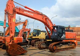 HITACHI ZX470LCR-5B