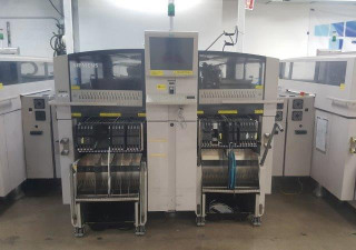Machine de placement Siemens ASM Siplace X2 (2008)