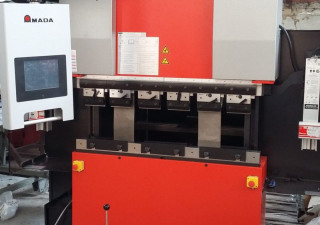 Cnc Press Brake Amada Hfe M2 5012, 2016 Year