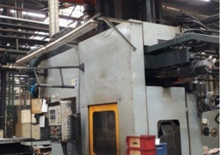 Vulcanizing Press Lwb (873), Type Vre, 450 Tons