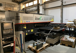 Punching And Laser Machine Amada Lc-2012 C1 Nt