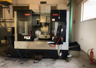 5-Axes Machining Center Quaser Mf 630