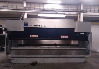 Cnc Press Brake Trumpf Trubend 3180