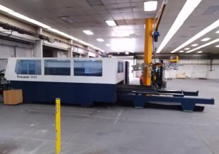 Trumpf Trulaser 3030 - Truflow 3200 Laser Cutting Machine