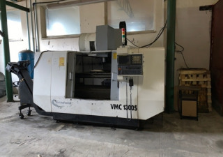 Cnc 3-Axis Milling Cutter, Richmont Vmc 1300S