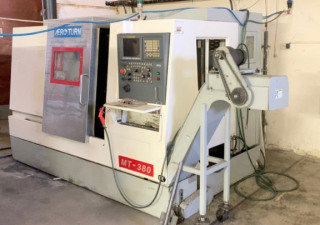 Cnc Centre Lathe Aeroturn Mt-380