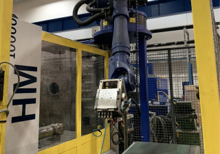 Injection Molding Machine Battenfeld Hm10000 2P/7700