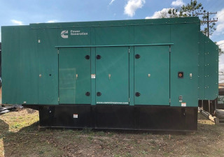 500 Kw Cummins Diesel Generator