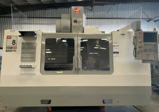 Haas Vf-8D Vertical Machining Center