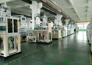 Vertical Liquid Silicone Injection Molding Machine_KTVS Series