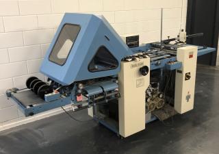 Shoei SPT52-4K  Folding machine (8 pages)