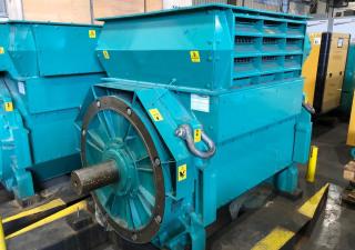 Unused 2650 kVA Stamford LVSI804T2 Alternator